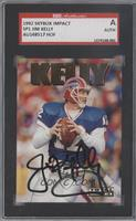Jim Kelly [SGC AUTHENTIC AUTO]