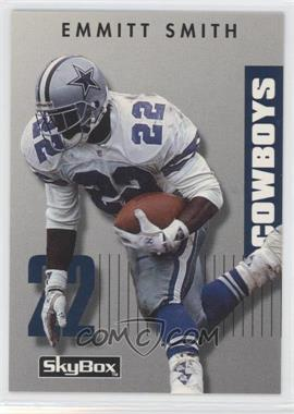 1992 Skybox Primetime - [Base] #022 - Emmitt Smith