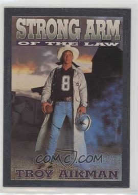 1992 Skybox Primetime - [Base] #M14 - Troy Aikman
