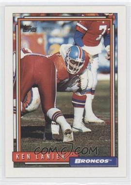 1992 Topps - [Base] #97 - Ken Lanier