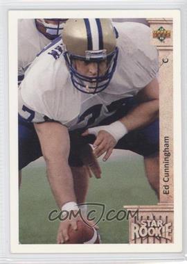 1992 Upper Deck - [Base] #8 - Ed Cunningham