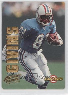 1993 Action Packed - 24-Kt. Gold #22G - Ernest Givins