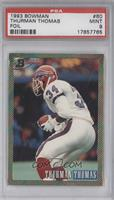 Thurman Thomas [PSA 9]