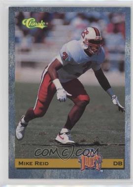 1993 Classic Draft Picks - [Base] #73 - Mike Reid