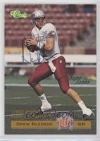 Drew Bledsoe [Noted] #/3,000