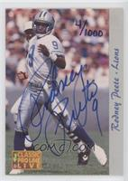 Rodney Peete /1000