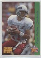 Drew Bledsoe (Seahawks) [Noted]