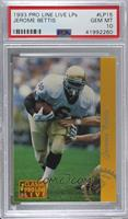 Jerome Bettis /40000 [PSA 10 GEM MT]