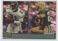 Deion Sanders, Terrell Buckley