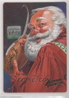 Action Packed - Santa Claus (Text on Back)