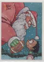 Wild Card - Santa Claus