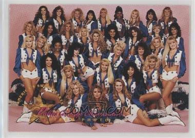 1993 Score Group Dallas Cowboys Cheerleaders - [Base] #45 - Dallas Cowboys Cheerleaders