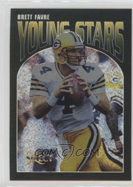 1993 Score Select - Young Stars #1 - Brett Favre