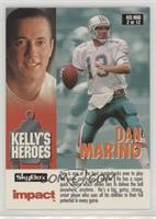 Dan Marino, Jim Kelly
