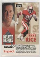 Jerry Rice, Sterling Sharpe