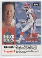 Andre Reed, Jerry Rice