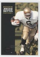 Jerome Bettis Rookie Card All Football Cards