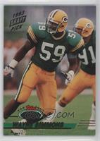 Wayne Simmons (Draft Pick Stamp)