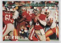San Francisco 49ers (Steve Young)
