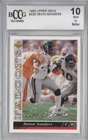 Deion Sanders [BCCG Mint]