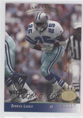1993 Upper Deck SP - [Base] #68 - Derrick Lassic
