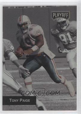 1993 playoff - [Base] #173 - Tony Paige