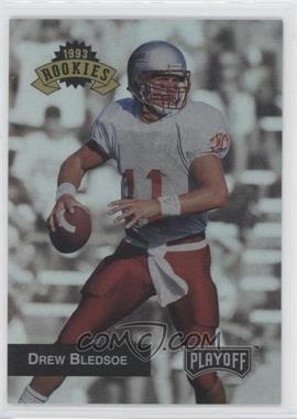 1993 playoff - [Base] #295 - Drew Bledsoe