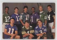 QB Club (Randall Cunningham, Jim Kelly, Dan Marino, Warren Moon, Phil Simms, Ne…