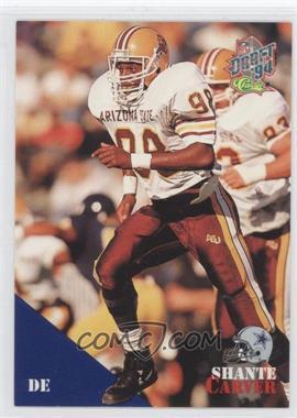 1994 Classic NFL Draft - [Base] #7 - Shante Carver