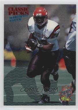 1994 Classic NFL Draft - Classic Picks LP #LP5 - Marshall Faulk /20000