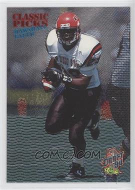 1994 Classic NFL Draft - Classic Picks LP #LP5 - Marshall Faulk /20000