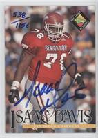 Isaac Davis /1150