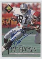 Tim Brown [Noted] #/1,920