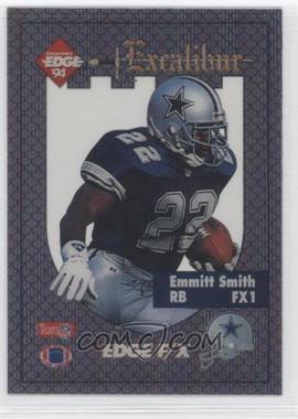 1994 Collector's Edge Excalibur - Edge F/X #FX1 - Emmitt Smith