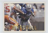 Marshall Faulk [Noted]