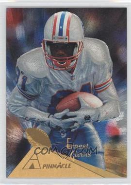 1994 Pinnacle - [Base] - Trophy Collection #4 - Ernest Givins
