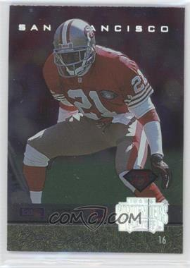 1994 Playoff Contenders - Back-to-Back #16 - Andre Rison, Deion Sanders