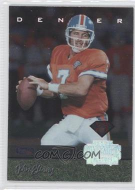 1994 Playoff Contenders - Back-to-Back #2 - John Elway, Drew Bledsoe