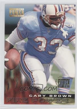 1994 Pro Set Power - Promos #N/A - Gary Brown