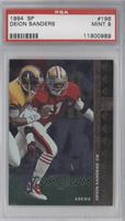 Deion Sanders [PSA 9 MINT]