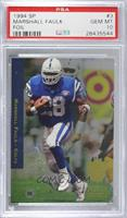 Marshall Faulk [PSA 10 GEM MT]