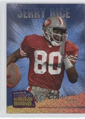1994 Select - Canton Bound #CB5 - Jerry Rice