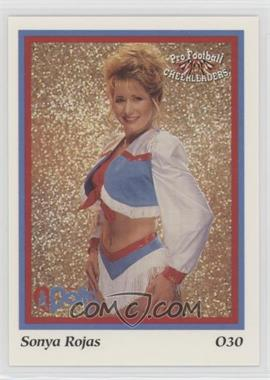 more photos 1d5d5 a11ed 1994 Sideliners Pro Football Cheerleaders - Houston Oilers ...