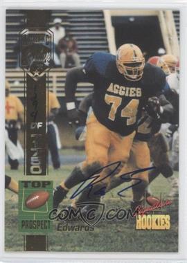 1994 Signature Rookies - Bonus Signature #ROED - Ronald Edwards /7750