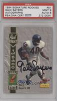 Gale Sayers /1000 [PSA/DNACertifiedEncased]