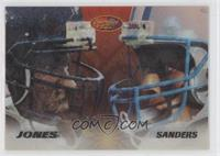 Ed Jones, Barry Sanders /4500