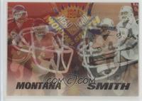 Joe Montana, Anthony Smith /4500