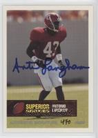 Antonio Langham /4000
