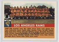 Los Angeles Rams Team
