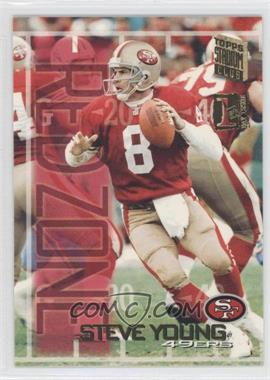 1994 Topps Stadium Club - [Base] - 1st Day Issue #511 - Steve Young